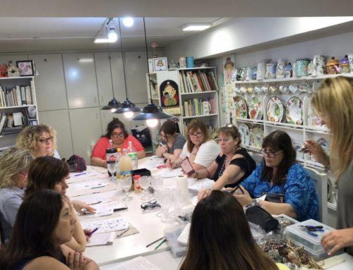 CRIIA en el taller de Fernanda Kelmanson