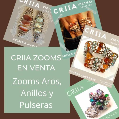 ZOOM - Aros, Anillos y Pulseras